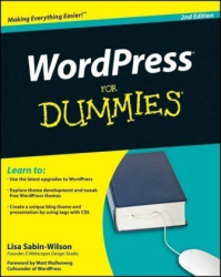 Lisa Sabin-Wilson: WordPress For Dummies, 2nd edition