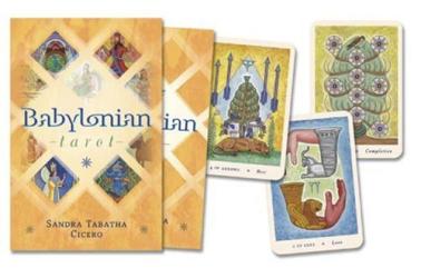 Sandra Tabatha Cicero: The Babylonian Tarot