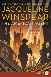 Jacqueline Winspear: The American Agent
