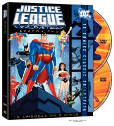 : Justice League Unlimited - Season Two (DC Comics Classic Collection)