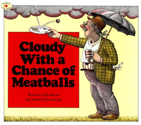 Judi Barrett: Cloudy With a Chance of Meatballs