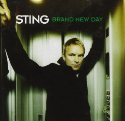 Sting - Sting - Brand New Day - A&M Records - 490 451 2, A&M Records - 490 451-2