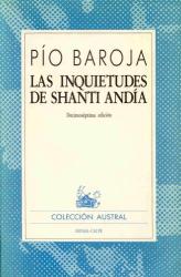 Pio Baroja: Las inquietudes de Shanti Andía