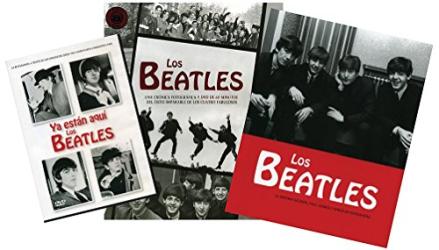 Varios: LIBRO Y DVD: LOS BEATLES