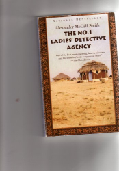 Alexander M. Smith: The No. 1 Ladies' Detective Agency