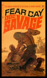 Kenneth Robeson: Doc Savage Fear Cay
