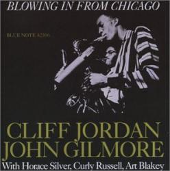 Clifford Jordan and John Gilmore -