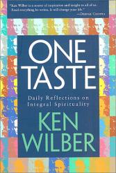 Ken Wilber: One Taste