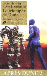 Brian Herbert: Le triomphe de Dune : après Dune II