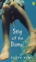 Clive King: Stig of the Dump (Puffin Books)
