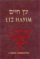 David Lieber (ed.): Etz Hayim: Torah and Commentary