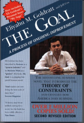 Eliyahu M. Goldratt: The Goal: A Process of Ongoing Improvement
