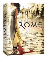: Rome - The Complete Second Season