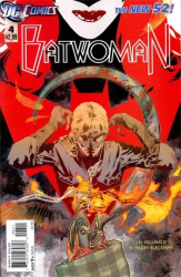 J.H. Williams lll: Batwoman #4