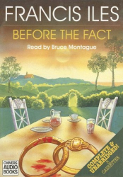 Francis Iles: Before the Fact