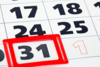 End-of-year-calendar