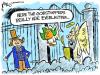 Obituary cartoon