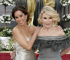 Joan and Melissa Rivers