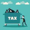 Tax cart