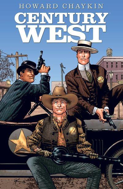 Century West cover