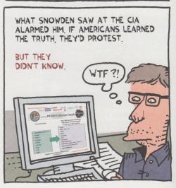 Snowden panel