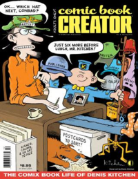 Comic Book Creator cover Kitchen