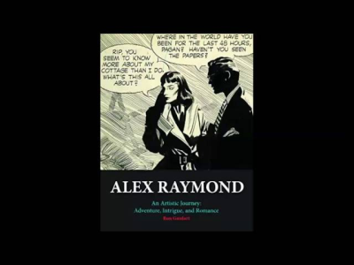 Alex Raymond cover