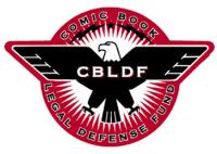 CBLDF logo eagle