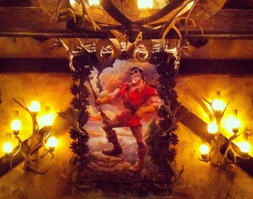 Gaston-fantasyland