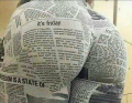 Newsprintpants