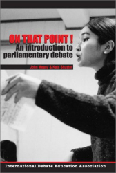 : On That Point!: An Introduction to Parliamentary Debate