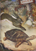 Tortoise and hare 1919