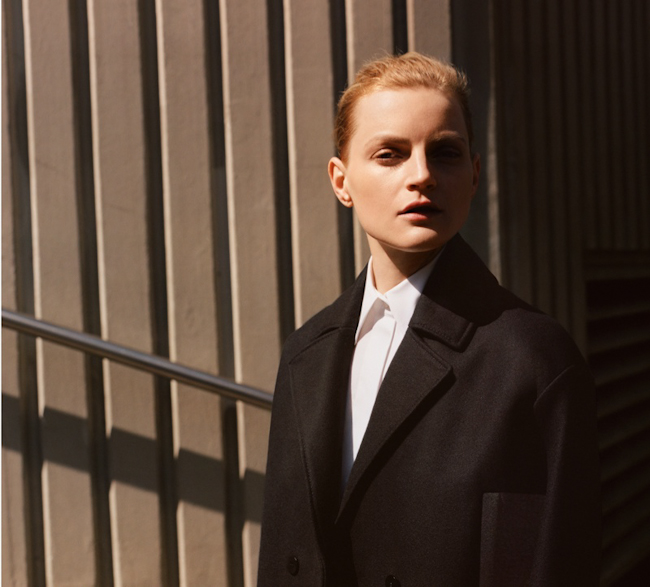CAMPAIGN Guinevere van Seenus for COS Fall 2014. www.imageamplified.com, Image Amplified