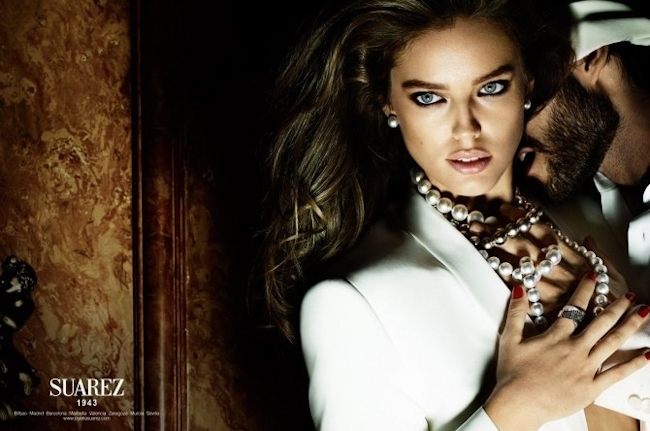 CAMPAIGN Emily DiDonato for Suarez Fall 2014 by Mario Testino. www.imageamplified.com, Image Amplified