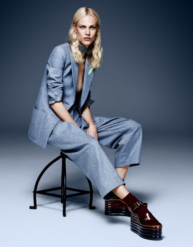 GRAZIA FRANCE Aymeline Valade by Jason Kim. Donatella Musco, September 2014, www.imageamplified.com, Image Amplified