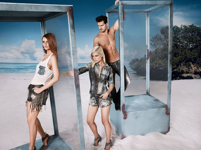 CAMPAIGN Diego Miguel for Denuncia Summer 2015 by Bob Wolfenson. Pedro Sales, www.imageamplified.com, Image Amplified