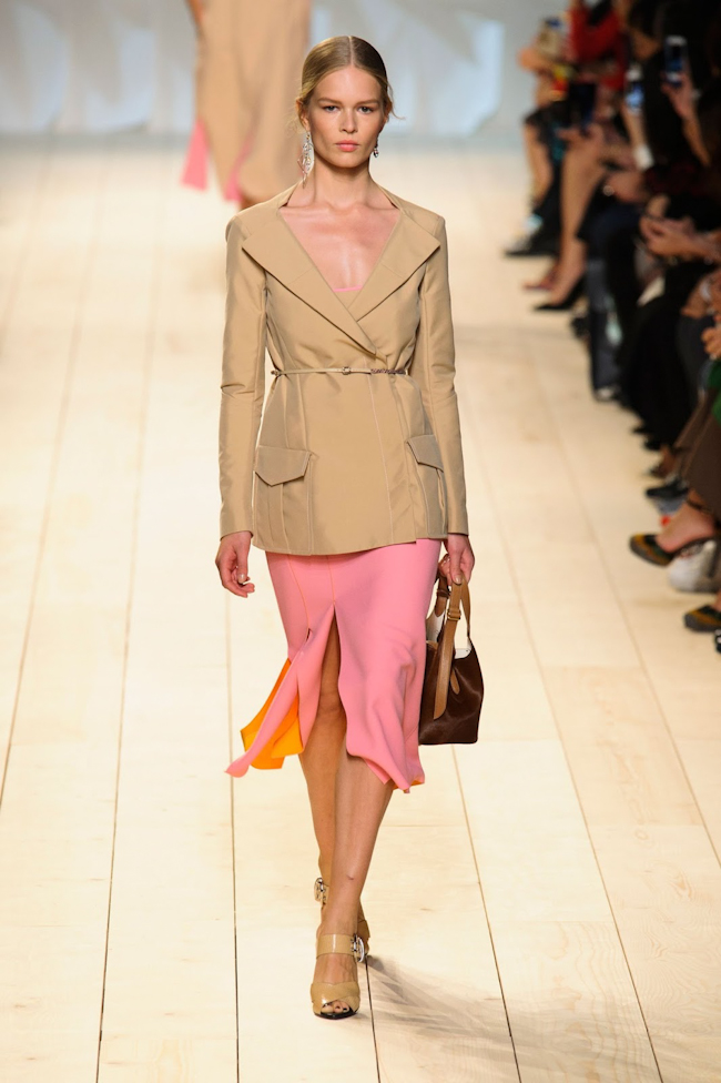 PARIS FASHION WEEK Nina Ricci Spring 2015. www.imageamplified.com, Image Amplified