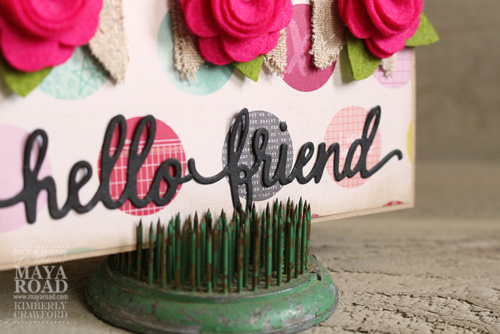 Hello friend 2 Kimberly Crawford
