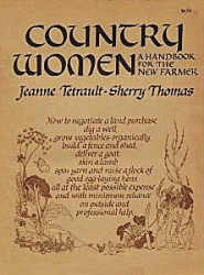 Jeanne Tetrault: Country Women: A Handbook for the New Farmer