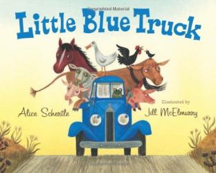 Alice Schertle: Little Blue Truck