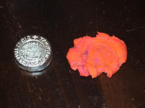 Anglo saxon seal 001
