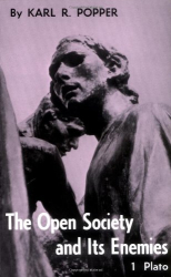 Karl Raimund Popper: The Open Society and Its Enemies, Vol. 1: The Spell of Plato