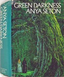 Anya Seton: GREEN DARKNESS