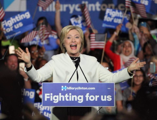 In Miami, Hillary Clinton Sounds More And More Like -8894