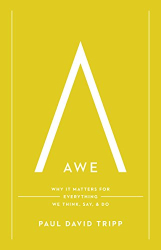 Paul David Tripp: Awe: Why It Matters for Everything We Think, Say, and Do