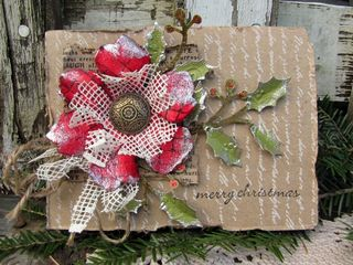 Christmas Card by Lynne Forsythe