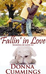 Includes BONUS holiday story!: Fallin' in Love (Seasons of Love Book 2)