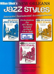 : New Orleans Jazz Styles - 3 Books/CD Combo Pack (Willis)