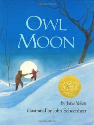 Jane Yolen: Owl Moon