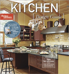 Better Homes & Gardens: Kitchen Design Guide (Better Homes & Gardens Decorating)